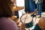 ドラムマウントで簡単設置