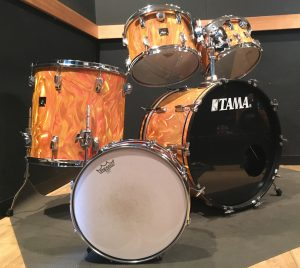 ドラムセット【TAMA(タマ)】