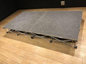 簡易ステージ高さ20cm【2枚セット】