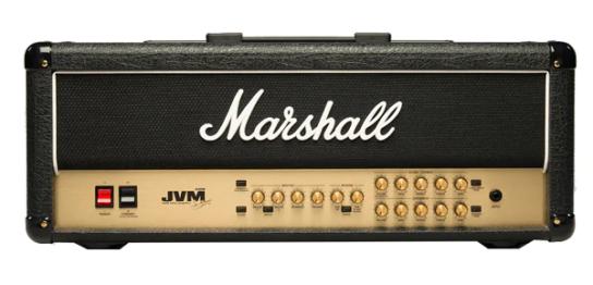 1泊レンタル4,490円+税から。MARSHALL(マーシャル)/JVM210Hギターヘッドアンプ