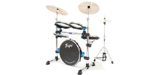 1泊レンタル9,990円+税から。Traps Drums(トラップドラムス)/A-400NC簡易ドラムフルセット