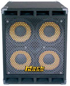 スピーカーキャビネット【Markbass(マークベース)/Standard 104 HF (8Ω)】
